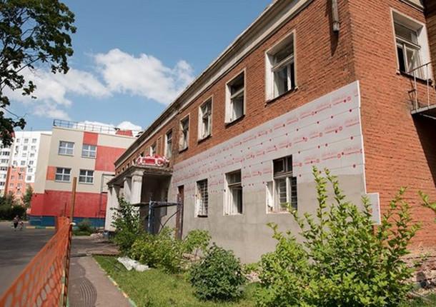 Капремонт детского сада №29 в Балашихе закончат в октябре